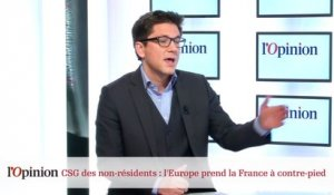 CSG des non-résidents : l'Europe prend la France à contre-pied
