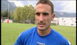 Rugby - Top 14 : Grenoble, le Racing vous va si bien