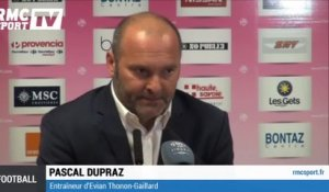 Football / Ligue 1 : Evian grappille des points précieux - 04/03