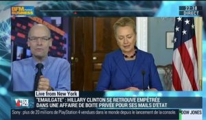 Live from New York: Hillary Clinton demande la publication de ses mails - 05/03