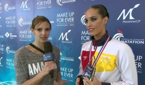 OPEN MAKE UP FOR EVER 2015 - ITV Ona Carbonell 1ere SOLO LIBRE