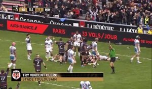 TOP14 2014/2015 Highlights - Round 20