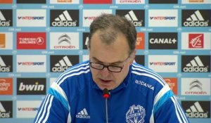 Foot - L1 - OM : Bielsa «Un match intense»