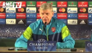 "Football / Wenger : ""Si on n'y croyait pas..."" 16/03"