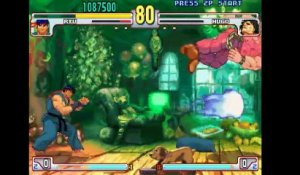 Phantomile joue à Street Fighter III : Third Strike (17/03/2015 09:10)