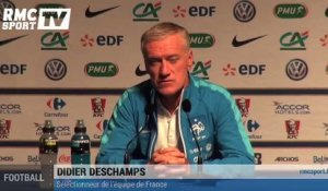 Football / France - Brésil : le meilleur de la conf de Deschamps - 23/03