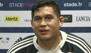 Rugby - Top 14 - SF : Lakafia «Un bel engagement collectif»