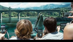 JURASSIC WORLD - Bande-annonce