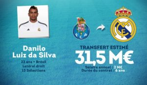 Officiel : Danilo s'engage avec le Real Madrid !