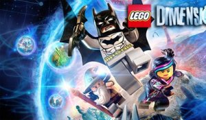 LEGO Dimensions - Official Trailer [HD] (PS4 PS3)