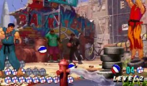 Phantomile joue à Street Fighter III : Third Strike (13/04/2015 15:11)