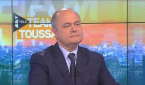Affaire Fillon/Jouyet : Bruno Le Roux croit «totalement» en la version de Jouyet