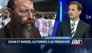 Interview de Dror Even Sapir, analyste politique