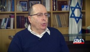 EXLUSIVE: Israeli Defense Minister Boogie Yaalon speaks to i24news