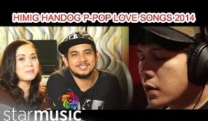 JOVIT BALDIVINO - Dito (Official Recording Session with lyrics)