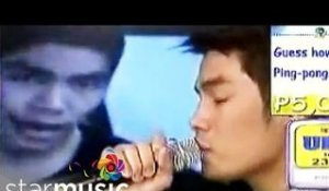 Bugoy Drilon - in Music Uplate Live sings Hindi Na Bale