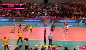 Volley - Ligue A (F) : Le RC Cannes triomphe !