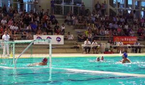 Water-Polo Masculin: Montpellier-Nice (Demi-finale Play off - 2014/2015)