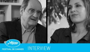 PIERRE LESCURE -interview- (vf) Cannes 2015