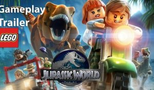 LEGO JURASSIC WORLD - Gameplay Trailer 2 / Bande-annonce [VO|Full HD] (PC - PS4 - ONE - WiiU - PS3 - 360 - 3DS - Vita) (Juin 2015)