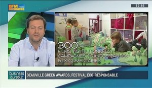 Deauville Green Awards, festival eco-responsable: Jean-Charles Pentecouteau et Cyril Point (5/5) - 31/05