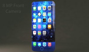 iPhone 7 : concept d'une version Edge Iron Man