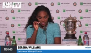 Serena Williams plus forte que tout !