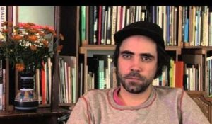 Patrick Watson interview (part 1)