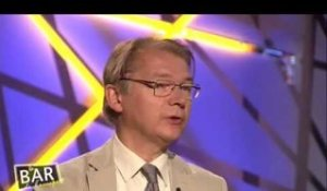 Philippe Lamberts invité du Bar de l'Europe