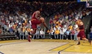 E3 : le premier trailer officiel de NBA LIVE 16