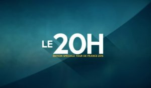 Le 20H du Tour : Le Teaser de ce qui vous attend - Tour de France 2015