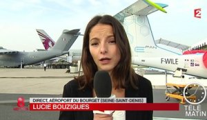 Salon du Bourget : des milliards d'euros de commandes
