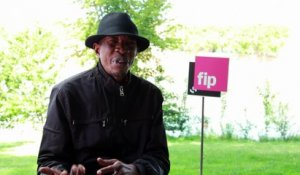 Fip au festival Rio Loco 2015 : Session acoustique Jupiter & Okwess International