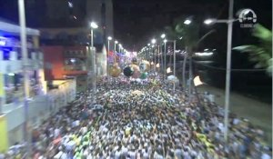 Bob Sinclar and Mark Ursa - Bloco YES Carnaval Salvador de Bahia Brazil