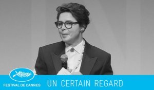 PALMARES -Un certain regard- (vf) Cannes 2015