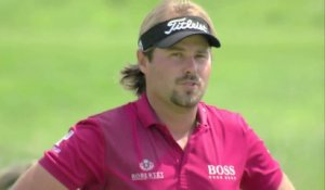 Golf - Open de France : Dubuisson enflamme l'Albatros