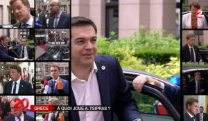L'Europe attend les propositions de la Grèce