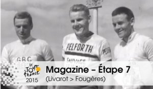 Magazine - Jan Janssen - Étape 7 (Livarot > Fougères) - Tour de France 2015