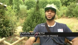 Volley - Ligue mondiale : N'Gapeth «On commence à réaliser»