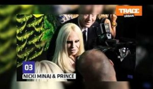 Nicki Minaj & Prince sing for H&M by Versace