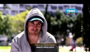 """Urban Fit"" Special Guests sur TRACE Sport Stars"