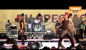 P-Square performs their new single 'Taste The Money' (TRACE Urban Exclusive)