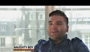 Meet Naughty Boy, the UK hitmaker who's taking over the World.