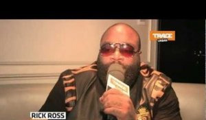 Rick Ross narrates his story