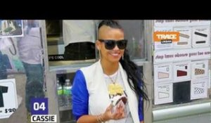 Cassie joue la vendeuse de glaces (Top Fashion)