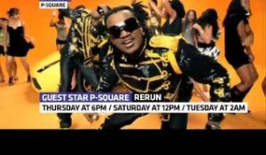 In May on TRACE Urban discover : GUEST STAR P SQUARE & GUEST STAR LMFAO