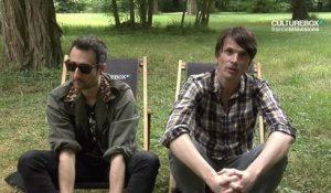 Interview de DBFC @ Rock en Seine 2015