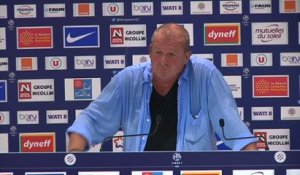 Foot - L1 - MHSC : Courbis «Un match raté»