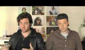The Maccabees interview - Felix and Orlando (part 1)