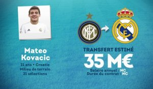 Officiel : Kovacic file au Real Madrid !